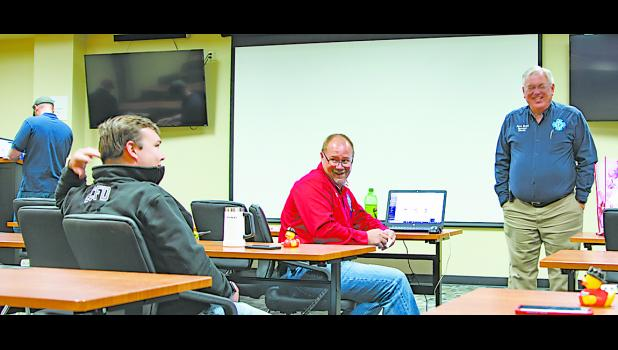KSFFA Annual Conference (held virtually)